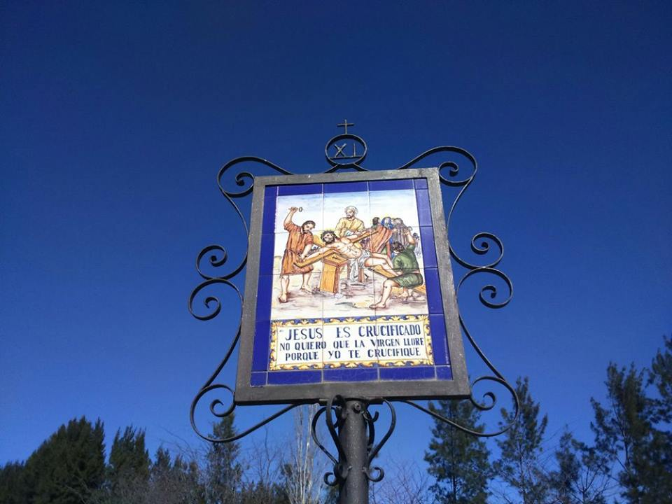 Via Crucis almonte-Rocio-11