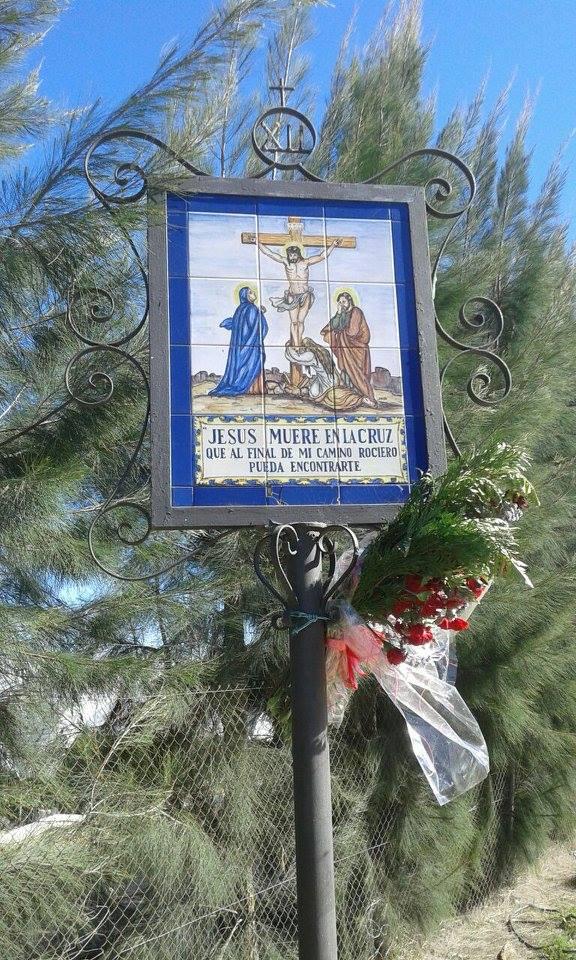 Via Crucis almonte-Rocio-12