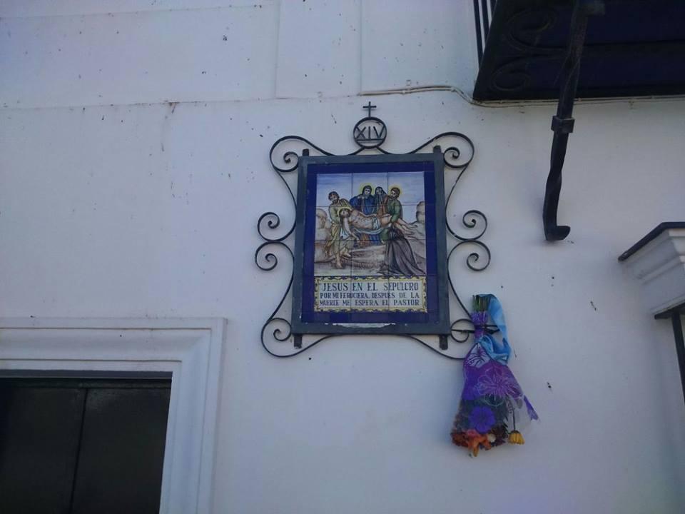 Via Crucis almonte-Rocio-14