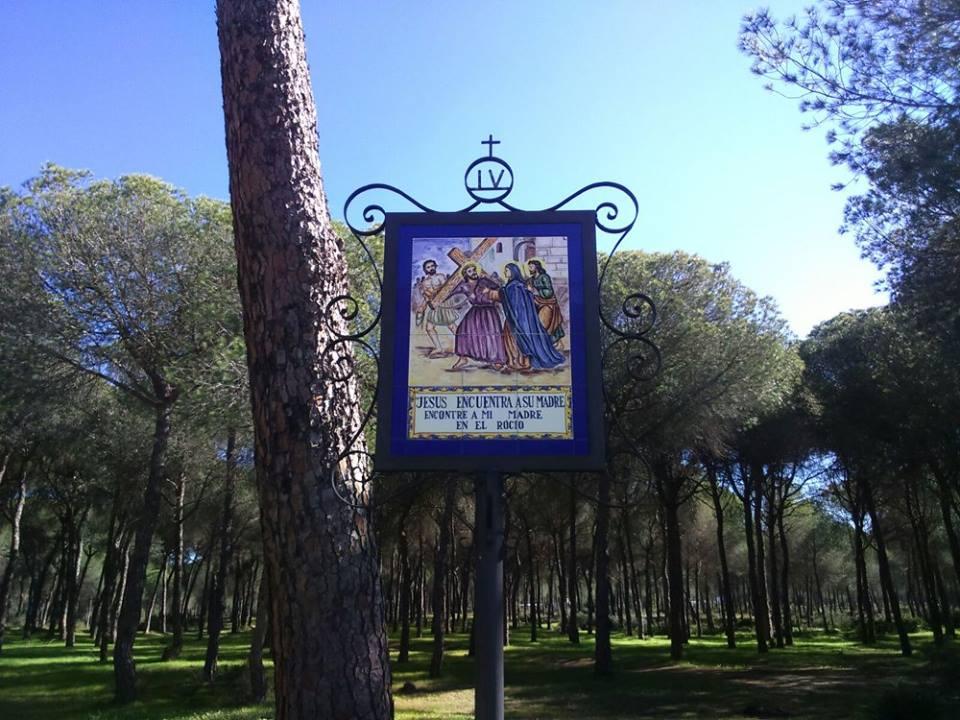 Via Crucis almonte-Rocio-4