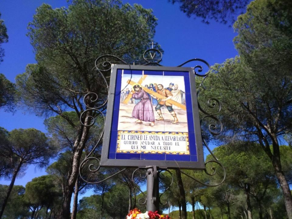 Via Crucis almonte-Rocio-5
