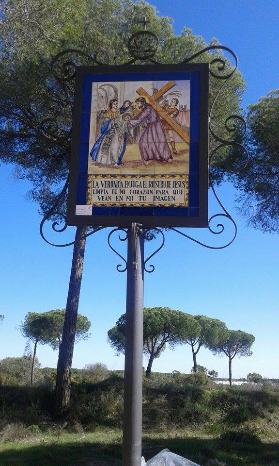 Via Crucis almonte-Rocio-6