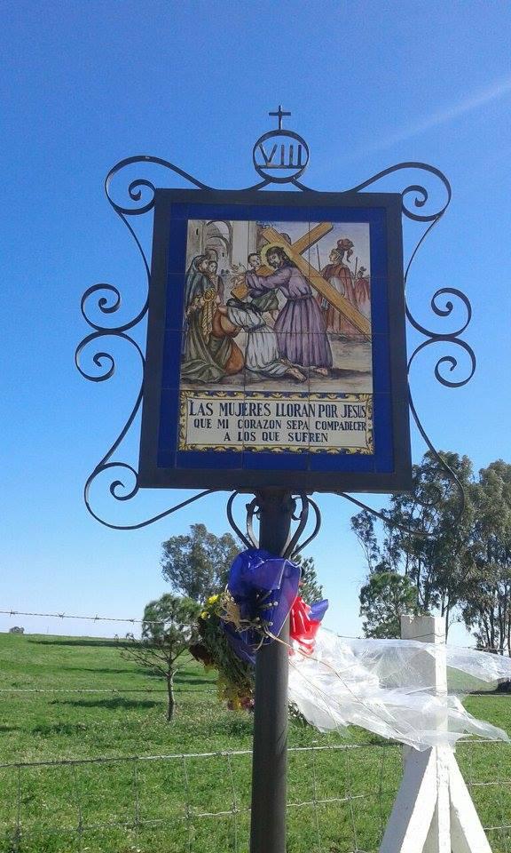 Via Crucis almonte-Rocio-8