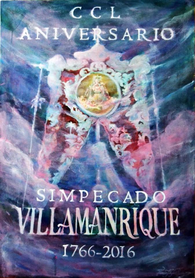 Villamanrique CCX del simpecado