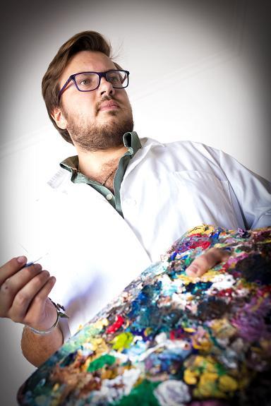 Villamanrique- pintor