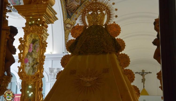 Fotos de la Virgen en la Candelaria 2016
