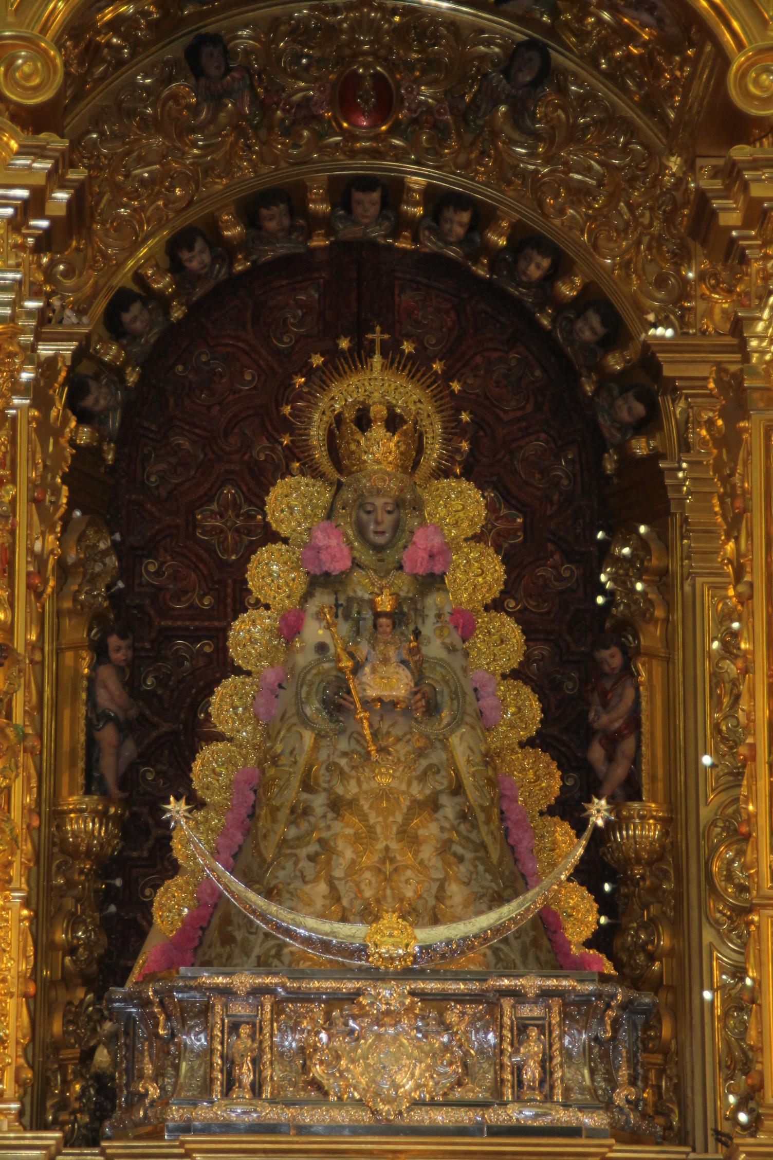 Virgen candelaria 2106-1
