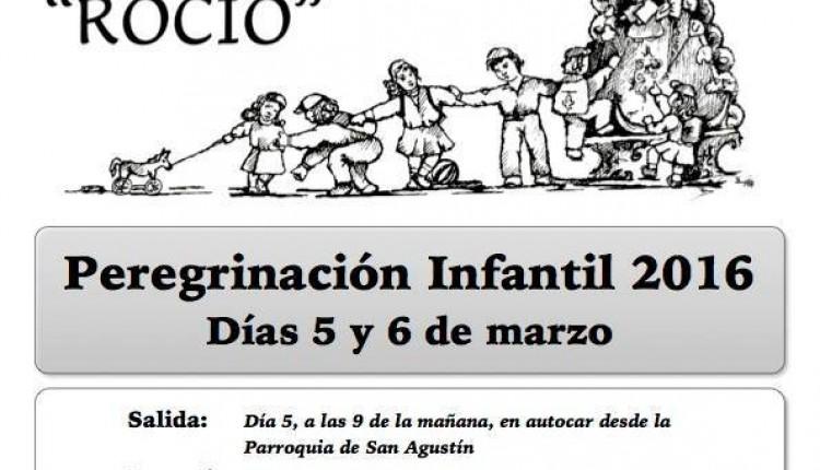 Hermandad de Alcalá de Guadaíra – Peregrinación Infantil