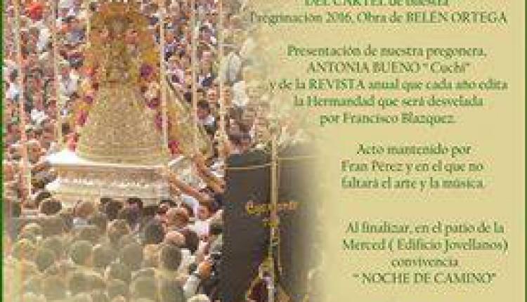 Hermandad de Ayamonte – Presentación Pregonera, Cartel y Revista 2016
