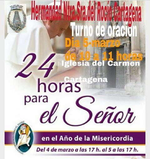 Cartagena oracion