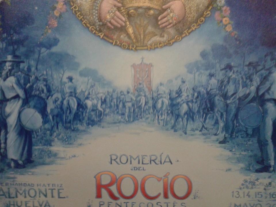 Cartel romeria 2016 -2