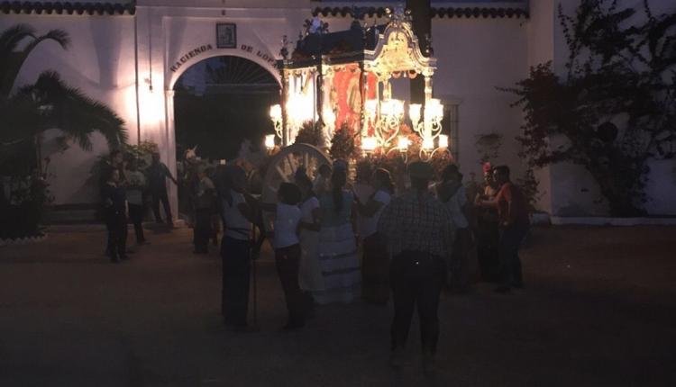 """Hermandad de Las Cabezas de San Juan – Espectáculo """"SI CAMINO ES POR TI"""""""