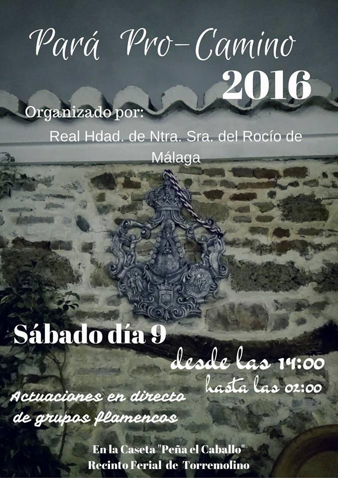 Malaga para rociera 2016