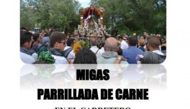 Hermandad de Paterna del Campo – Migas y Parrillada