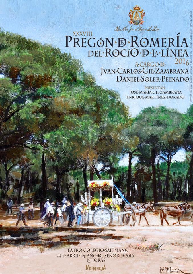 Pregon La Linea 2016