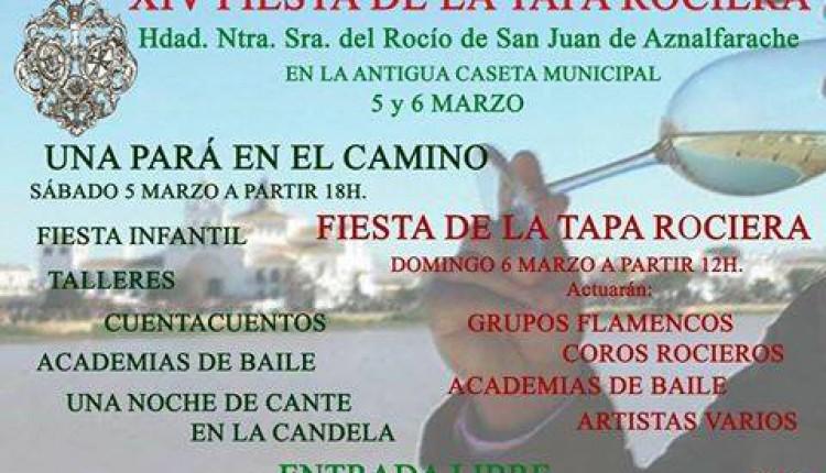 Hermandad de San Juan de Aznalfarache – XIV Fiesta de la Tapa Rociera