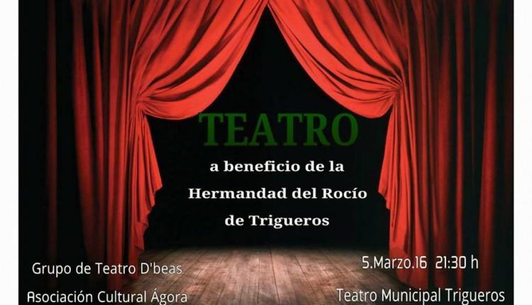 Hermandad de Trigueros – Función de Teatro
