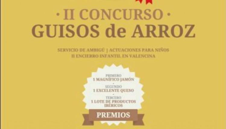 Hermandad de Valencina de la Concepción – II Concurso de guisos de arroz