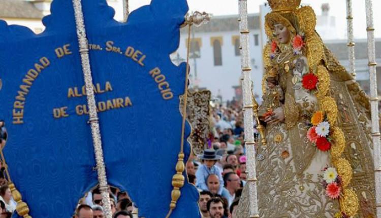 Hermandad de Alcalá de Guadaíra – Cartel del Rocío 2016