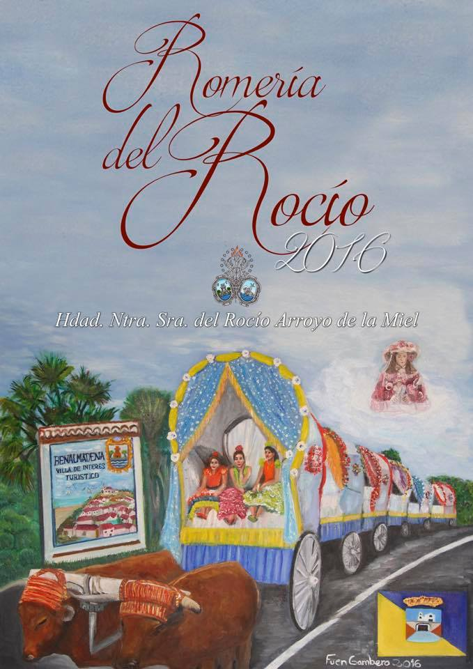Arroyo de la Miel Cartel rocio2016