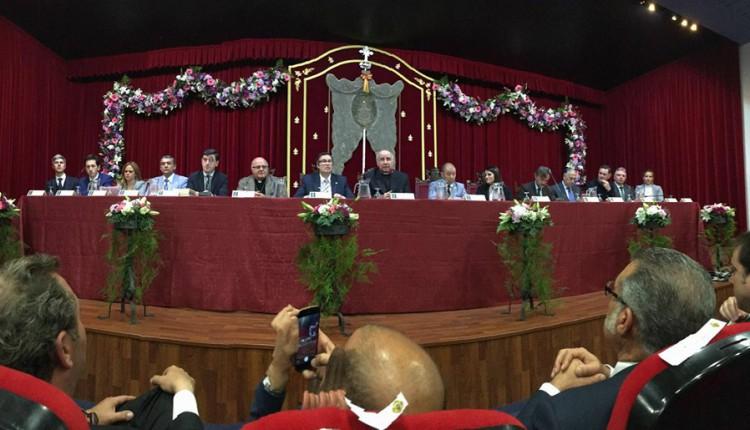 Asamblea General de Presidentes y Hermanos Mayores en Almonte 2016