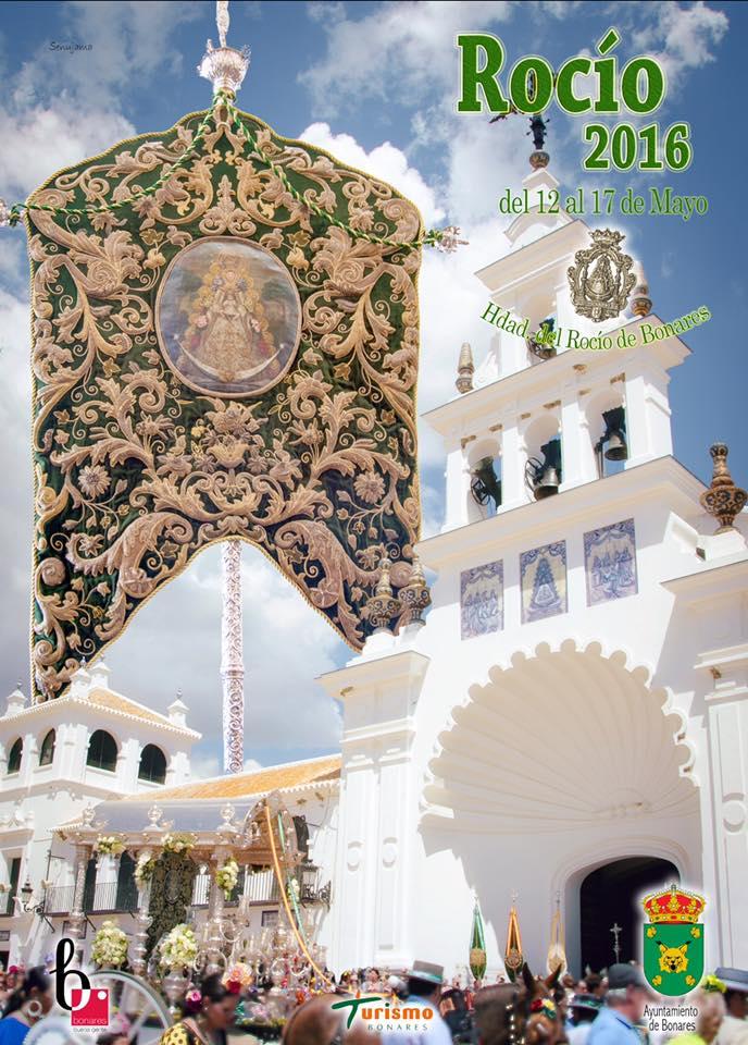 Bonares rocio 2016 cartel