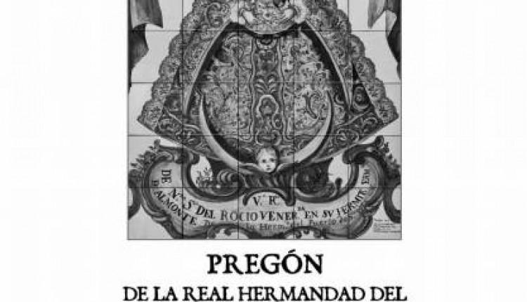 Hermandad de Ceuta – Pregón del Rocío a cargo de Álvaro Carmona López