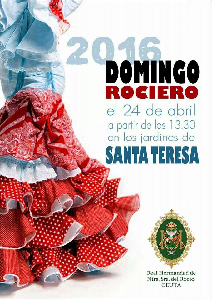 Ceuta domingo rociero 2016