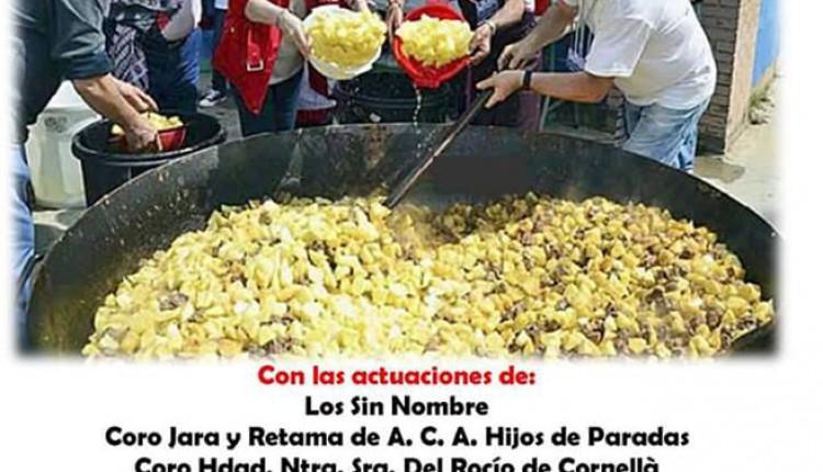 Hermandad de Cornellá – Papas Rocieras 2016