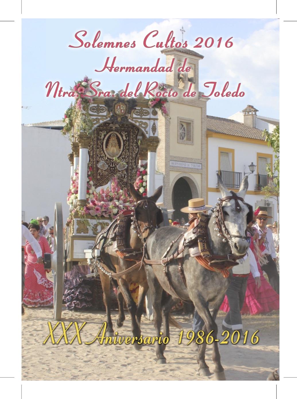 Cultos Hdad de Toledo 2016