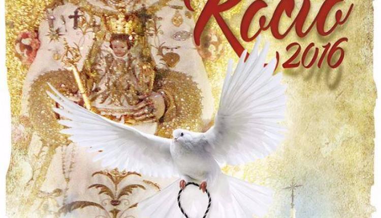 Agrupación Parroquial Ntra. Sra. del Rocío de El Cuervo – Cartel del Rocío 2016