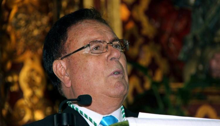 Hermandad de Santa Fe – D. Juan Márquez Fernández, Pregonero del Rocío 2017