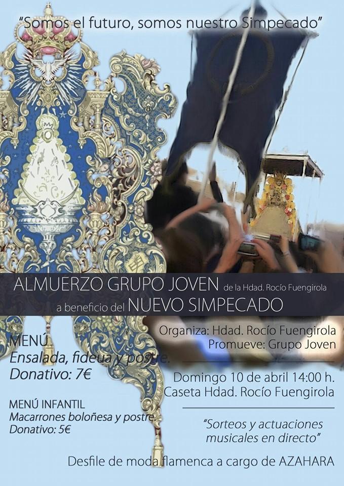 Fuengirola almuerzo joven 2016