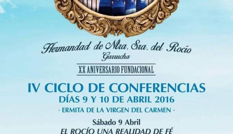 Hermandad de Garrucha – IV Ciclo de Conferencias