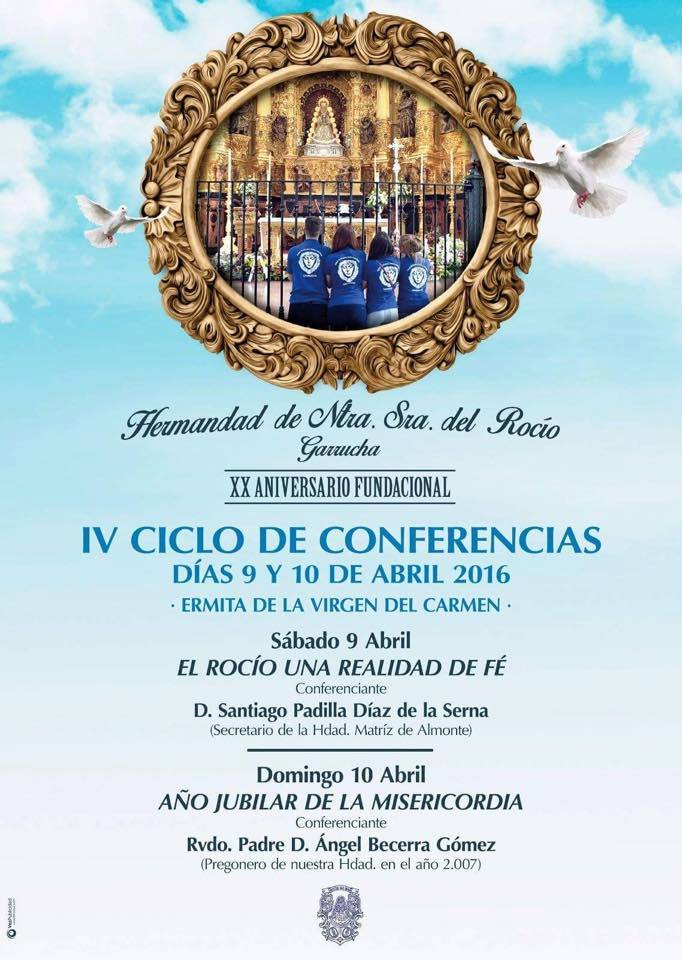Garrucha IV ciclo conferencias 2016