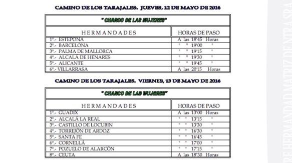 LIBRO-ROMERIA-2016-camino Tarajales