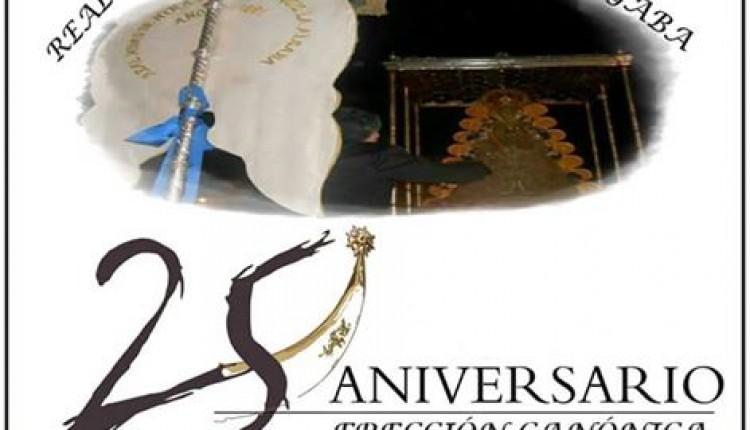 Hermandad de La Algaba –  Santa Misa en honor del 25 Aniversario de su Erección Canónica