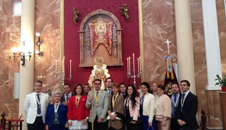 Hermandad de Linares – Nueva Junta de Gobierno 2016