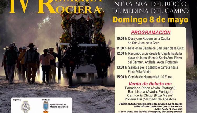 Hermandad de Medina del Campo – IV Romería Rociera