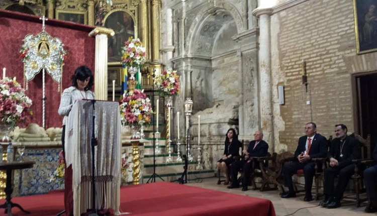 Hermandad de Moguer – Pregón del Rocío a cargo de Rocío Gamero