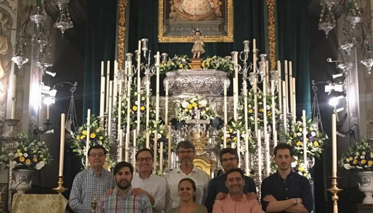 Hermandad Matriz – Novena en Honor de Ntra. Sra. del Rocío 2016