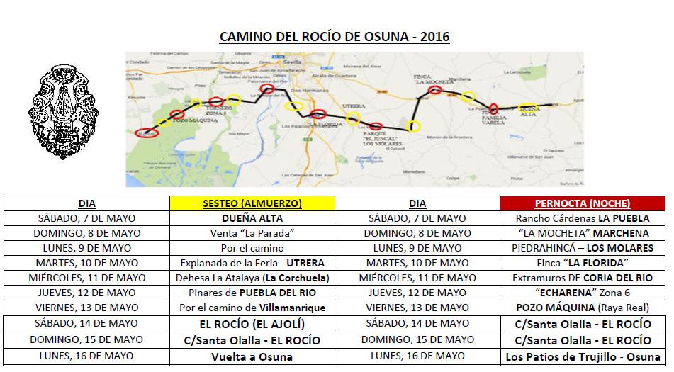 Osuna Paradas Rocio 2016