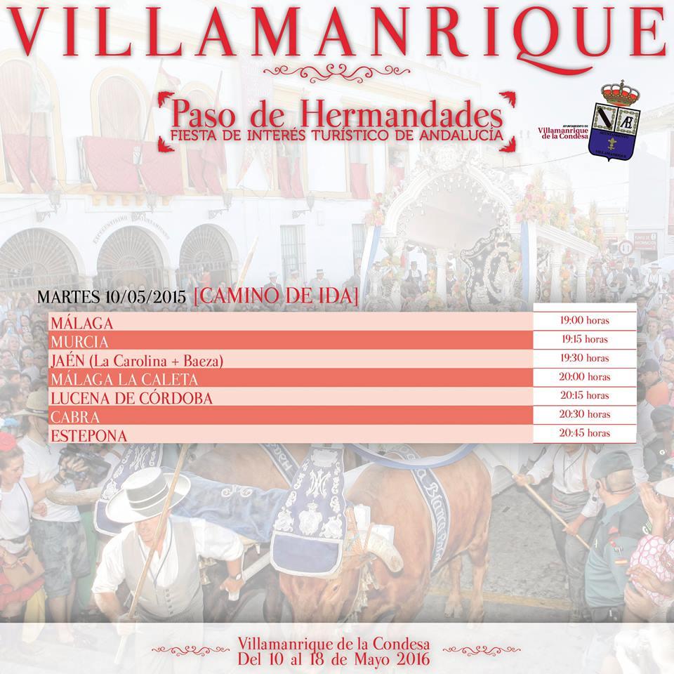 Paso villamanrique 2016 -2