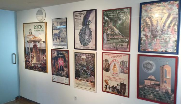 Hermandad de Pozuelo de Alarcón – Clausura de la Exposición 30 años de Hermandad
