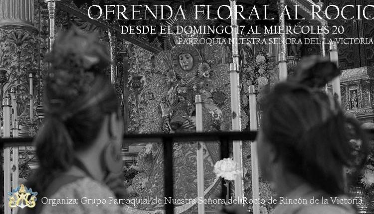 Agrupación del Rincón de la Victoria – Ofrenda Floral 2016