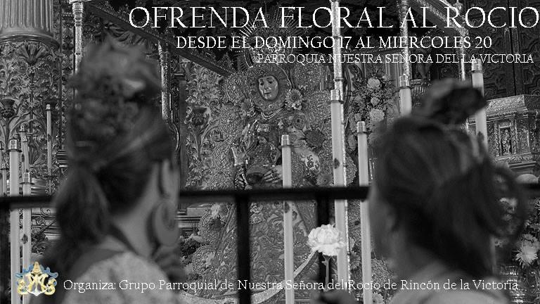 Rincon de la Victoria ofrenda floral 2016