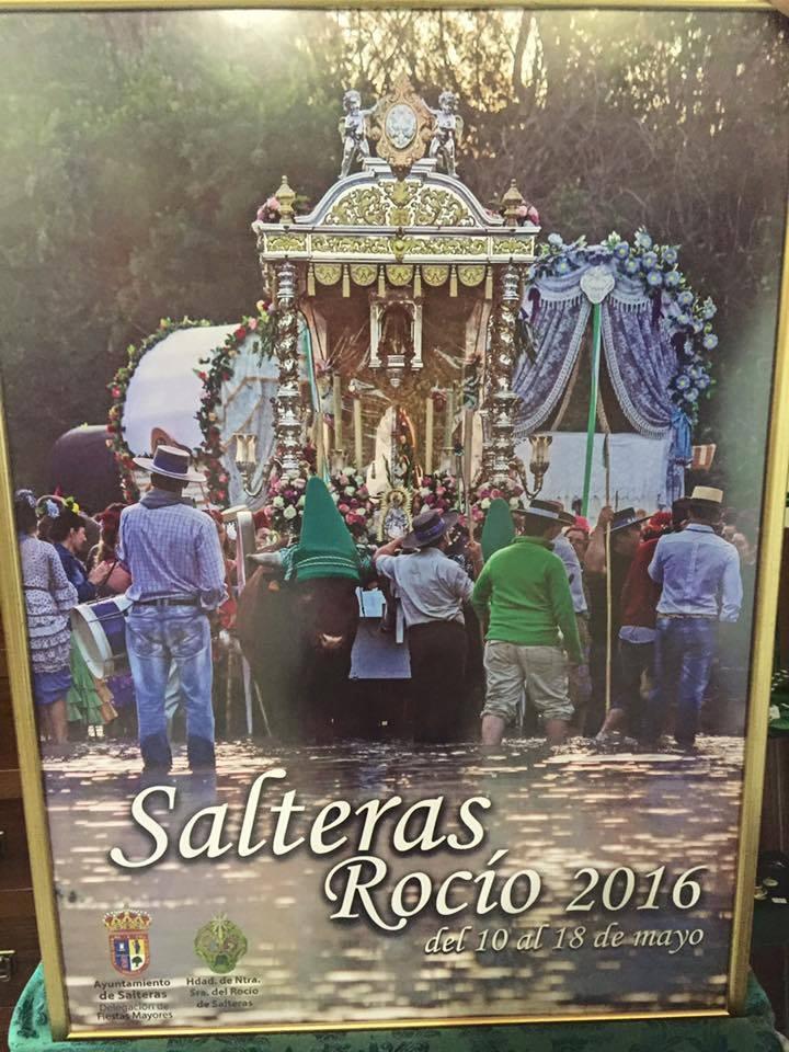 Salteras rocio 2016