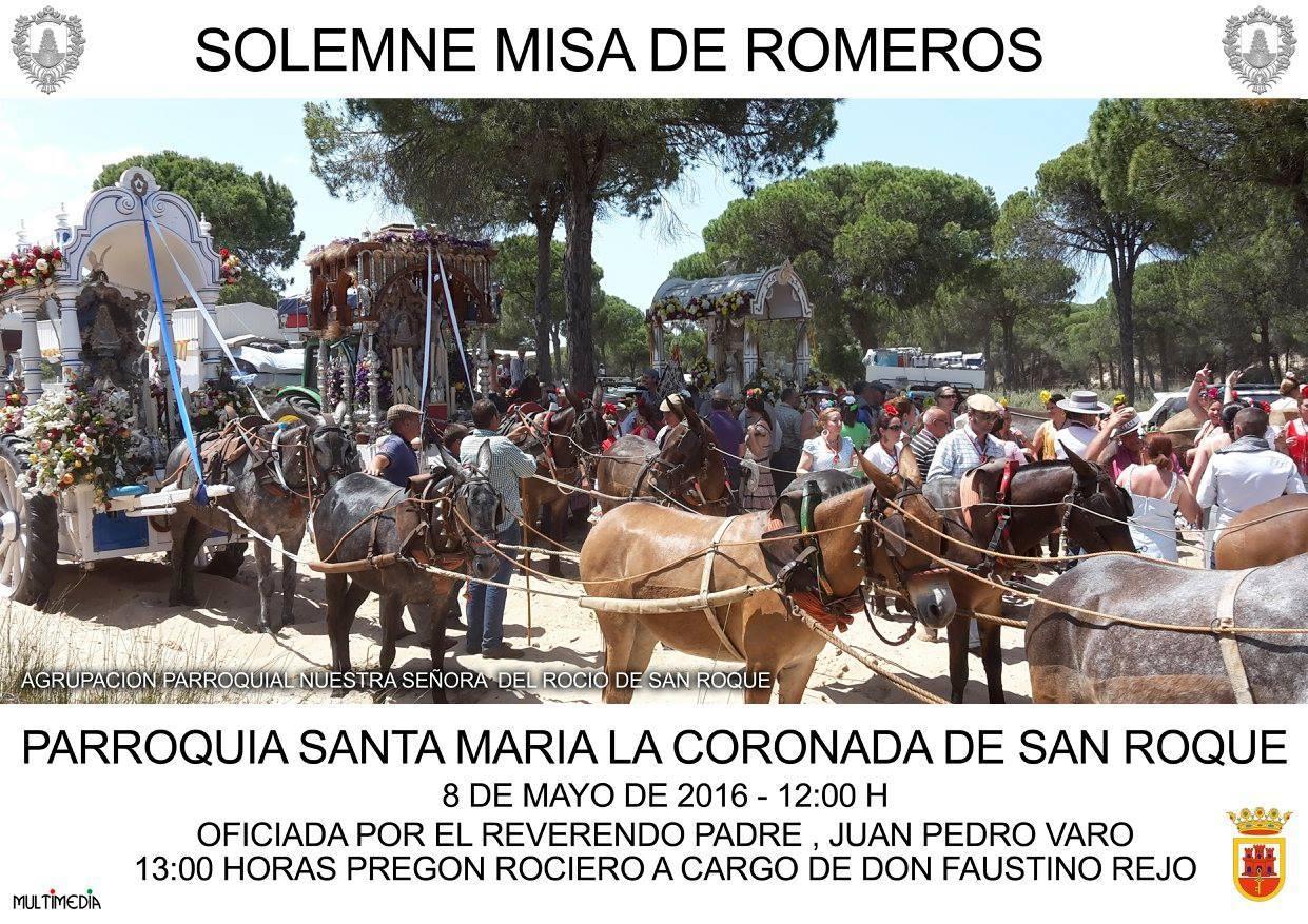 San Roque rocio