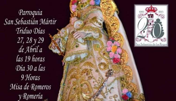 Hermandad de San Sebastián de los Reyes – Solemne Triduo y Romería