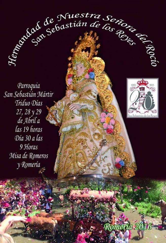 San Sebastian de los Reyes romeria 2016